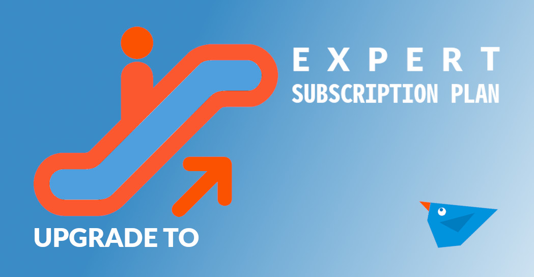 Expert Subscription Plan Available